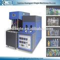 Semi automático da máquina para a garrafa pet até a 1.5l