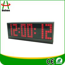 digital led wall clock -led clock digital