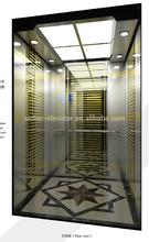 2014 brand GOSH approved passenger elevator lift