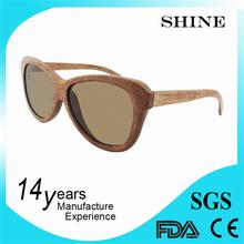 2015 Hot Promotional glasses top grade wonderful acetate wooden sunglasses