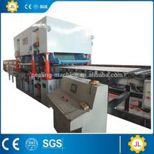1300mm 4ft High-duty double sides sanding machine plywood sander machine/woodworking machine