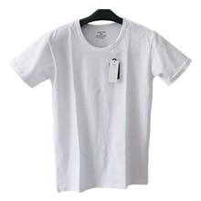 80 grams hot sale 100% organic cotton bulk polo tshirts team working clothing