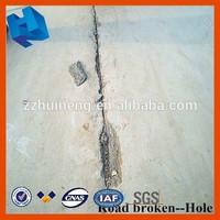 Cement concrete pavement potholes repair sealant
