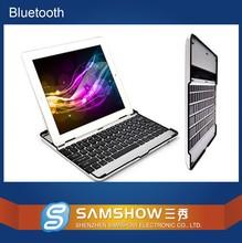 top sale mini wireless keyboard for iPad 6, bluetooth keyboard case for ipad,high-tech wireless keyboard