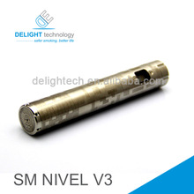 SM nive v3 mod wholesale full stainless steel mechanical mod sm nive v3 mod stock offer