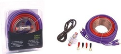 AWK-106C RCA/Speaker/Ground/Power Cable Wiring Kits