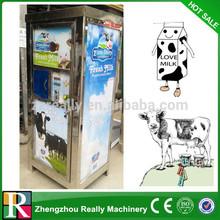 Automatic Milk Vending Machine with coin/milk automat