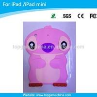 Tablet bumper case for ipad /ipad mini silicon case