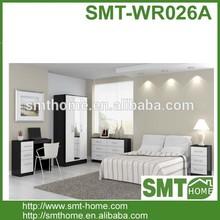 2015 new design customized KD MDF modern bedroom decorating