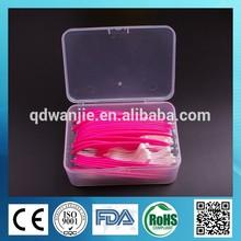 Qingdao factory high quality plastic dental floss toothpicks box mould