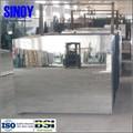 Miroir en verre fabricant de qingdao en chine, fournir résistant à l'acide miroir d'argent