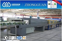 Automatic plastic film shrink packaging Tunnel/machinery
