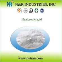 acido ialuronico in polvere per uso alimentare