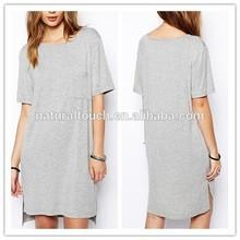 2015 New T-Shirt Dress Casual Designs WS00146
