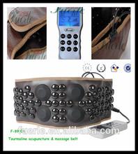high quality 2motors massager vibration sauna belt with handbag extend belt