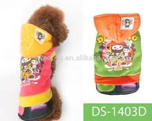 2015 Sweet Wholesale High Quality Fashion Cool Sport Dog Coat
