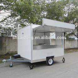 FVR35-28 food van for sale fast food van for sale mobile food van