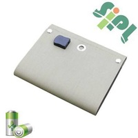 Outdoor 100% waterproof durable Amorphous flexible portable solar power phone case for mobile phone