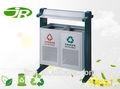 ferro ao ar livre lixo bin lixo para vendas