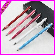 twist action metal pen for office Custom Pen Clip Metal for School & Office supplies