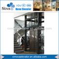 320 kg, 400 KG ascensor casa ascensores ascensores, Lujo pequeño residencial de elevación