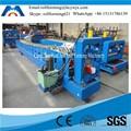 Comb HC135 Austrialic modificado para requisitos particulares de chapa canalón / bajantes que forma la máquina línea