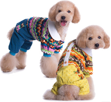 High quality thickening of autumn and winter pet dog clothing