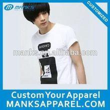 korea style t shirt