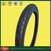 China manufactuer cheap motorcycle bajaj tyre 2.50-17