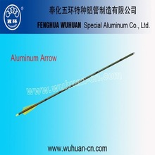 Aluminum 31'' hunting arrows,broadheads,compound bow,target points