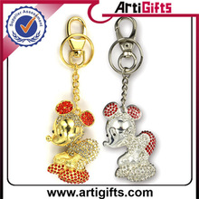 Wholesale lost and found qr code keychain