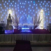 wedding centerpieces/bling wedding centerpiece/fiber wedding mandap decoration