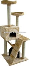 Top Cat Tower Luxury Cat Scracthing Cat Tree