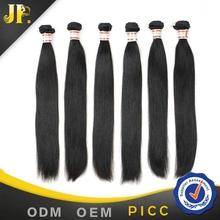 JP Hair silky straight wave virgin no tangle no shed human hair 6a