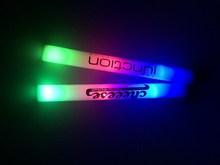 Custom print cheer stick led foam light stick