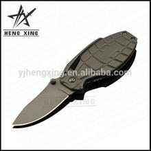 folding aluminium handle the pocket knife
