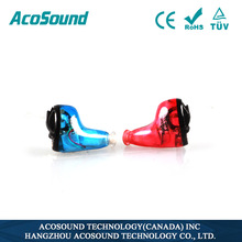 China alibaba Acomate 610 standard CIC TUV CE Approved digital hearing aids supplier widex hearing aid