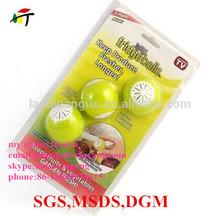 Wholesale Fruit Keeping Fresh Agent ethylene absorber fridge ball Air Fresheners