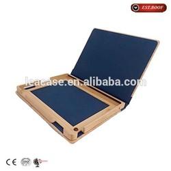 Custom Design handwork natural wooden case for ipad mini 3