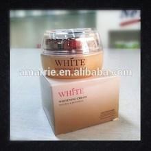 korean cosmetics antifungine due whitening arbutin skin whitening face cream