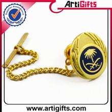 Customized design metal 3d little pin badge little butterfly design