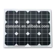 OEM pv solar panel 130w --- Factory direc