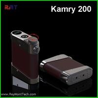 2015 Big Vapor Kamry 200 Twisting Watts 7W to 200W Kamry 200