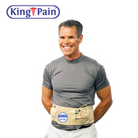 Pain Relief Orthopedic Back Traction Lumbar Support Belt!
