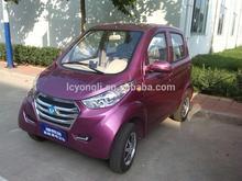2014 China new model best selling hot sale most popular high quality 4doors cheap mini/samll electric car/sedan/vehicle (Y-VD3)