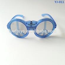 Fashion LED Peace Sign Glasses