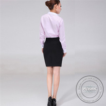 200 grams wholesale office dress shirt with printed tie