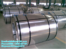 GALVANIZED COLD ROLLED SECONDARY QUALITY ZINC COATING COIL