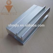 Extruded Aluminum Section Profile For Railway Luggage Shelf &OEM