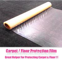 LDPE wood floor protective film